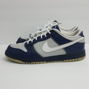 buy popular ebf7e 9fb6b Nike Dunk Low Baseball size 8.5 navy skate shoes